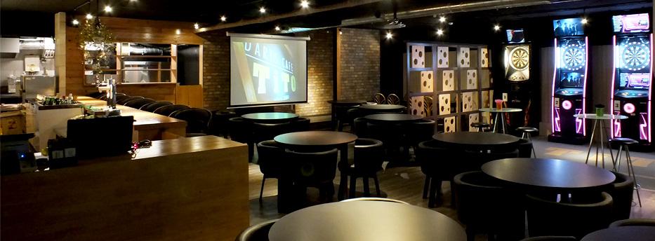 Darts Cafe TiTO 店内写真