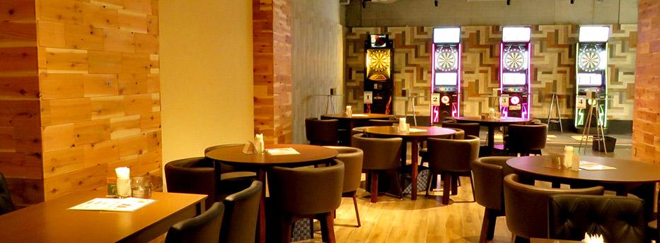 Darts Cafe TiTO 札幌 店内写真