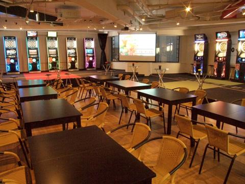 Darts Cafe TiTO PLUS