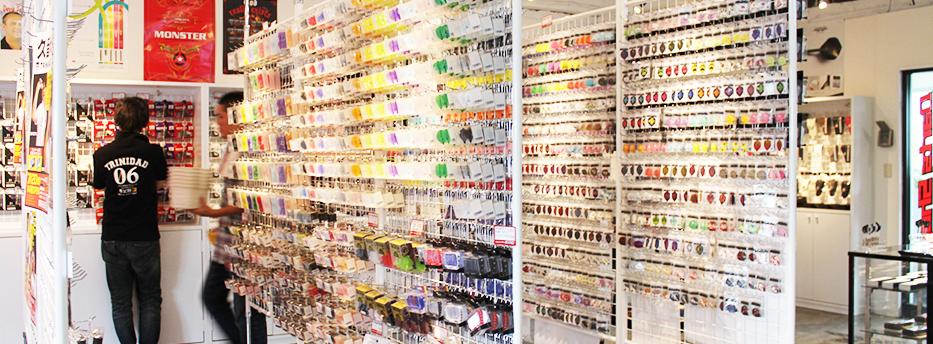 Darts Shop TiTO 久留米 店内写真